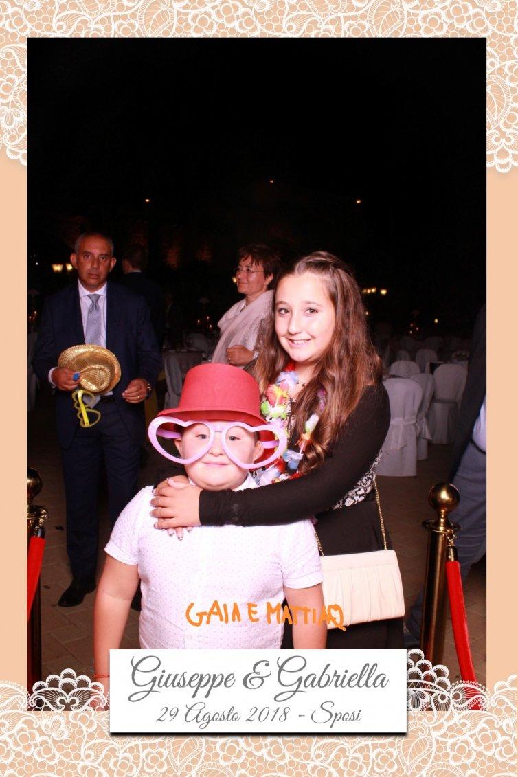 Giuseppe & Gabriella 29.08.2018