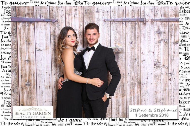 Stefano & Stephanie 01.09.2018